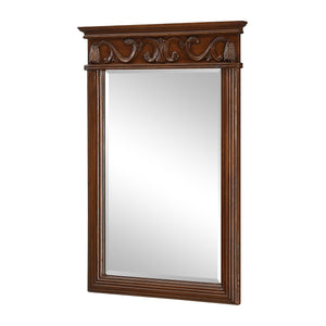 Danville 25 X 36 Traditional Mirror - Brown Finish (Vm-1007) Mirror