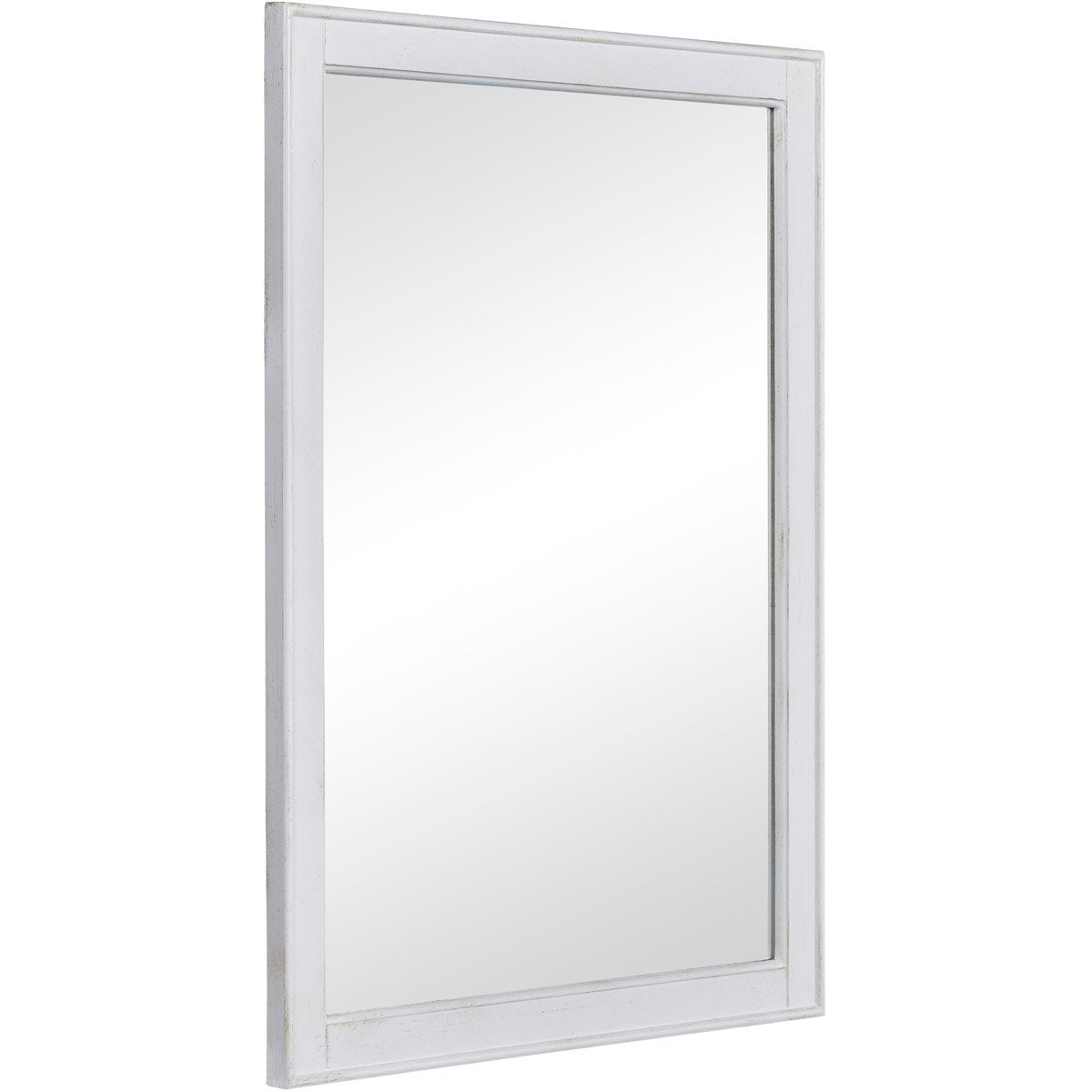 Lexington 24 X 32 Traditional Mirror - Antique White Finish (Vm13024Aw) Mirror
