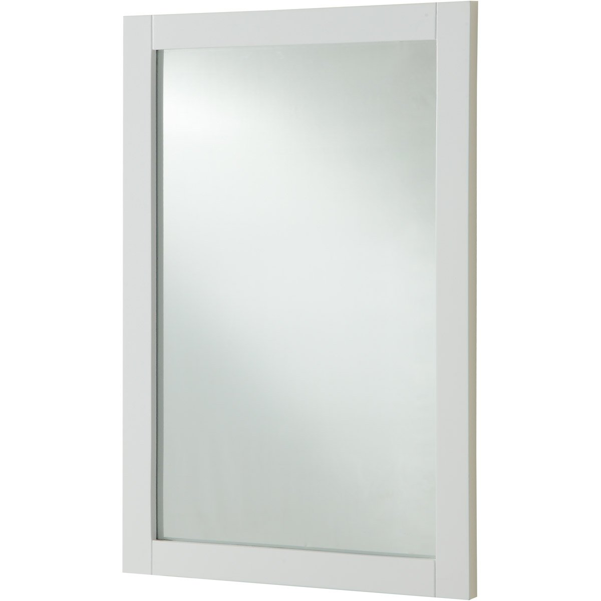 Americana 24 X 32 Contemporary Mirror - White Finish (Vm15024Wh) Mirror
