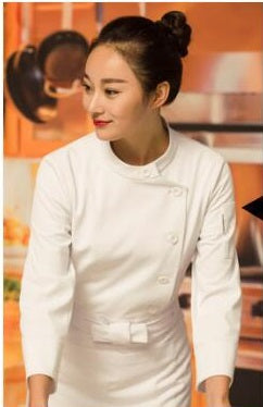 Chef uniform Woman I LOVE Cook