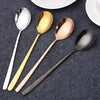 Stainless Steel Chopsticks 5pcs Spoons