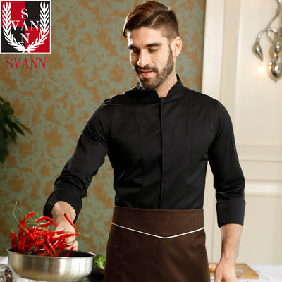 NEW ARRIVAL HEAD CHEF JACKET UNIFORM SG3007KA