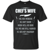 Proud chef T-Shirt design