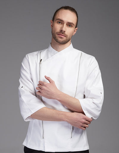 NEW ARRIVAL HEAD CHEF JACKET UNIFORM SG5008