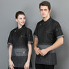 NEW ARRIVAL HEAD CHEF JACKET UNIFORM - SG5005