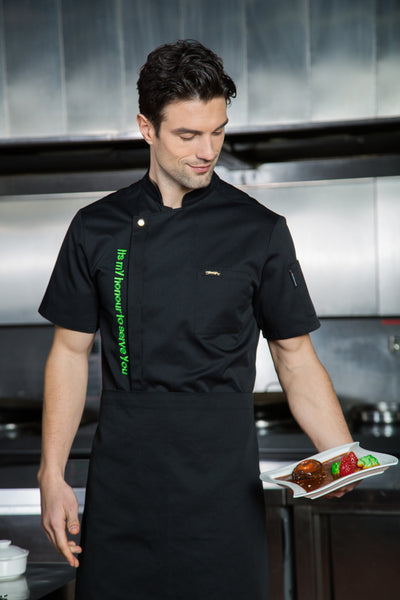 High Quality Chef Uniforms - CU005R