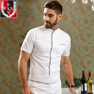 Summer new style HIGH QUALITY CHEF UNIFORM - 2019