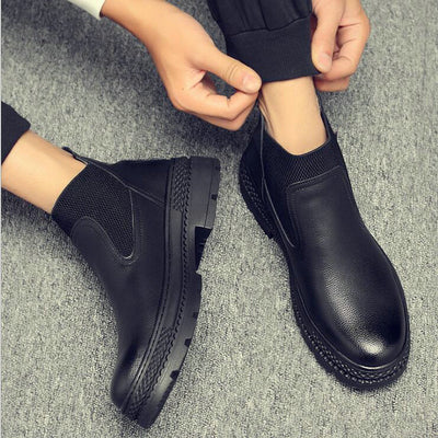 KITCHEN SHOES, WATERPROOF, ANTI-SKID AND OIL PROOF WORKING ZAPATOS