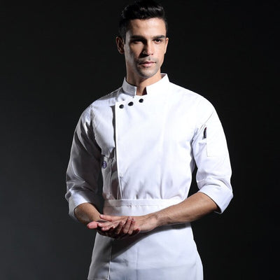 NEW CHEF PROFESSIONAL TOP UNIFORM - YL207GT