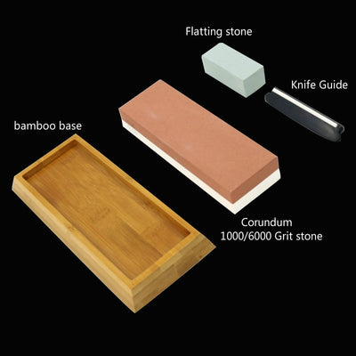 WHETSTONE JAPANESE KNIFE SHARPENING - KITCHEN TOOL