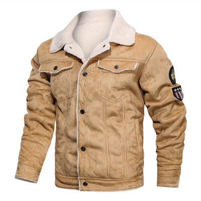 NEW SPRING AND AUTUMN CHEF LEATHER JACKET UNIFORM - MGH01