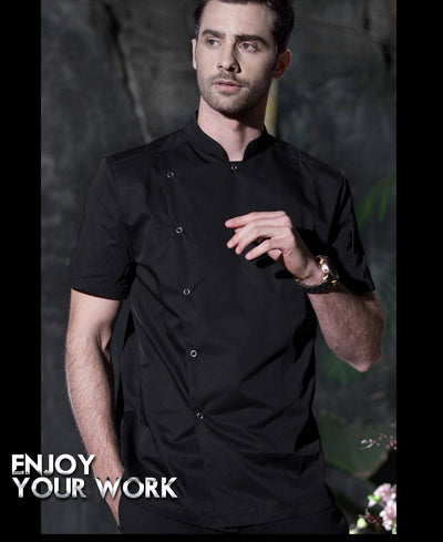 FASHION CHEF UNIFORM -  Cook012