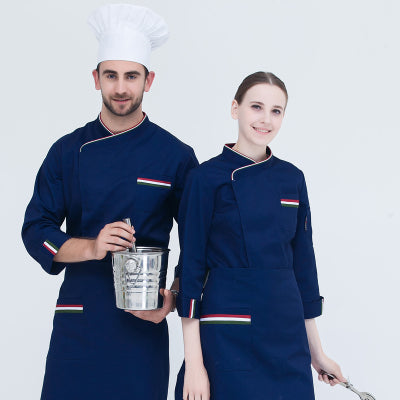 New Arrivals Unisex Chef Jacket Uniform