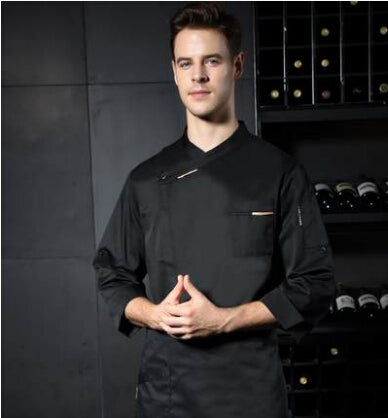 New Unisex Chef Jacket Uniform