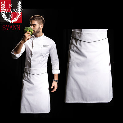 2019 New arrival waterproof  chef apron - Uniform