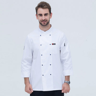 2018 High Quality Chef Uniform