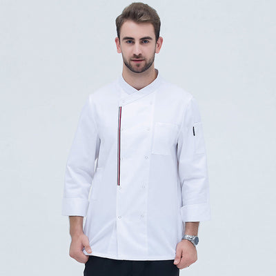 Long Sleeves Chef Uniform