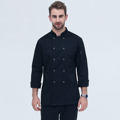 Chef Uniforms Long Sleeve