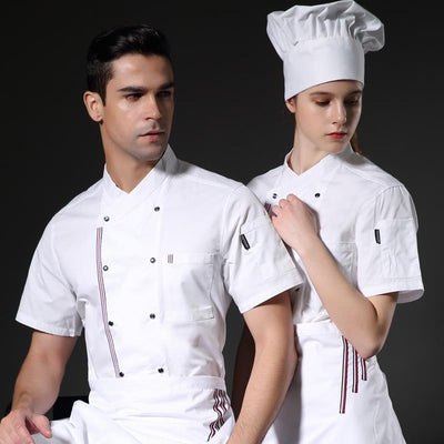 2019 Summer Chef Uniforms