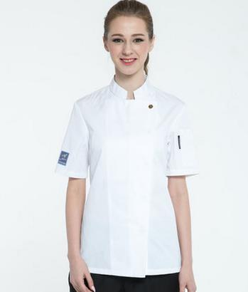 summer chef Uniform
