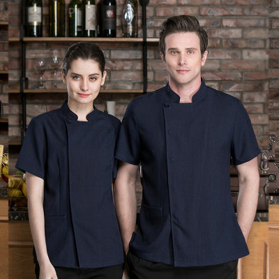 2018 Latest Fashion Chef Uniform Men & Women