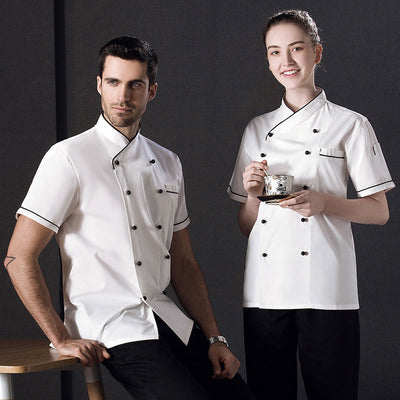 NEW ARRIVAL HEAD CHEF JACKET UNIFORM - CSF02