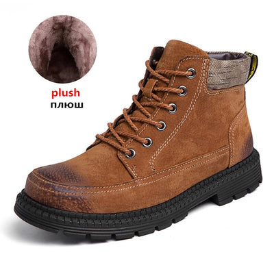 AUTUMN - WINTER KITCHEN SHOES WATERPROOF, ANTI-SKID PROOF WORKING - 2018