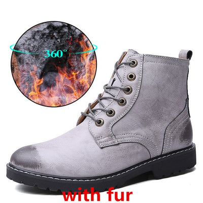 AUTUMN - WINTER KITCHEN SHOES WATERPROOF, ANTI-SKID PROOF WORKING