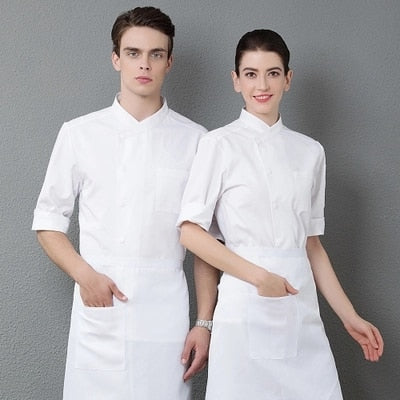 2019 NEW CHEF'S JACKET UNIFORM