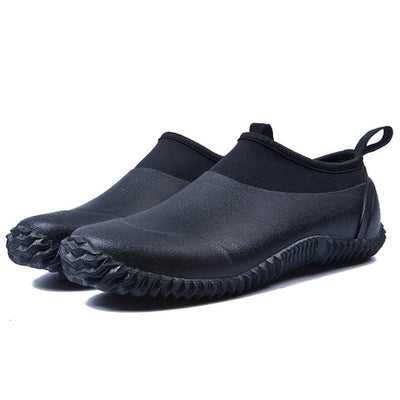 KITCHEN SHOES, WATERPROOF, ANTI-SKID AND OIL PROOF WORKING ZAPATOS - 7457478
