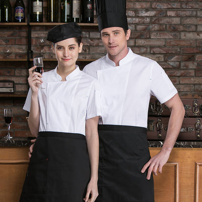 NEW CHEF'S JACKET UNIFORM - LYDS040