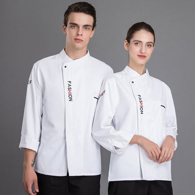 NEW ARRIVAL HEAD CHEF JACKET UNIFORM CSFC0572