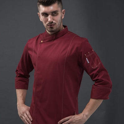 High quality head chef jacket uniforms - 2019