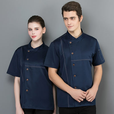 NEW ARRIVAL HEAD CHEF JACKET UNIFORM - SG5002