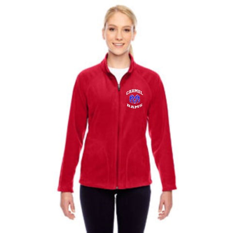 Team 365 Ladies' Microfleece Jacket