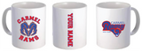 Sublimated Team or Sport 15 oz. Coffee Mug