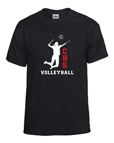 Girls Voleyball Tee #2