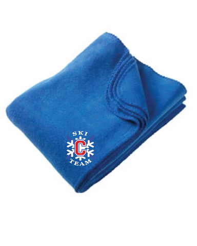 Ski Team Fleece Blanket