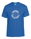 Girls Voleyball Tee