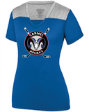 Ice Hockey Ladies Challenge Tee