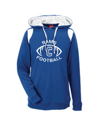 Rams Football Elite Hoodie