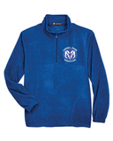 Carmel Wrestling 1/4 Zip Fleece Pullover