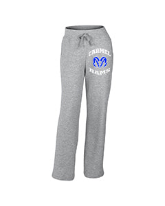 Gildan Ladies' Heavy Blend 50/50 Sweatpants (gray only)