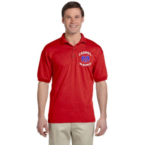 Gildan Men's 50/50 Jersey Polo