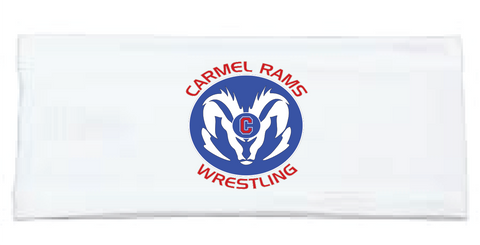Carmel Wrestling Sublimated Headband