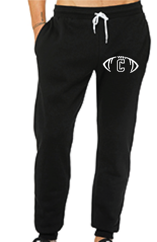 Rams Football Jogger Sweatpants (Bella Canvas)