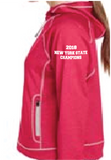 Team 365 Ladies' Excel State Champs hooded sweatshirt