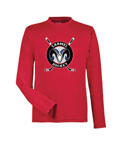 Ice Hockey Mens' Dri Fit long sleeve shirt