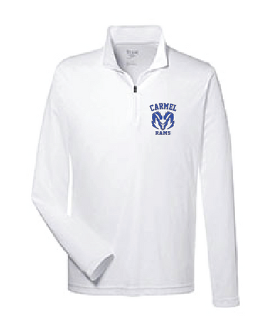 Girls Basketball 1/4 Zip Shirt