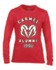 Ladies' Alumni Long Sleeve Shirt